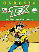 La legge del giudice colt - Tex Classic 21 cover