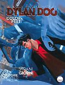 Strani giorni - Dylan Dog Color Fest 24 cover