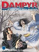 La donna dalla bocca squarciata - Dampyr 216 cover