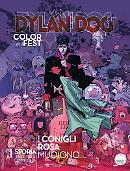I conigli rosa muoiono - Dylan Dog Color Fest 25 cover