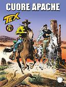 Cuore apache - Tex 691 cover