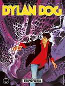 Tripofobia - Dylan Dog 381 cover