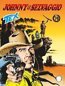 Johnny il selvaggio - Tex 692 cover