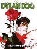 Il macellaio e la rosa - Dylan Dog 382 cover