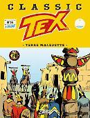 Terre maledette - Tex Classic 34 cover