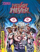 Il guerriero della polvere - Nathan never Generazioni 02 cover