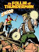 La follia di Thunderman - Zagor 636 cover