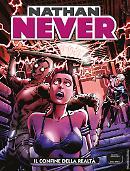 Il confine della realtà - Nathan Never 326 cover