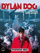 Profondo nero - Dylan Dog 383 cover