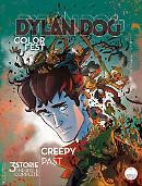Creepy Past - Dylan Dog Color Fest 26 cover