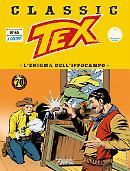 L'enigma dell'ippocampo - Tex Classic 40 cover