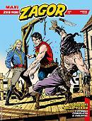 Maxi Zagor n°33 cover