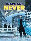 Nathan Never Magazine 2018 cover