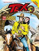 Tex Magazine 70 anni cover