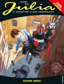 Super Hero - Julia 241 cover