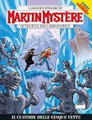 Il custode delle cinque vette - Martin Mystère bimestrale 359 cover