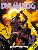 Che regni il caos - Dylan Dog 387 cover