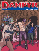 Hellfire Club - Dampyr 226 cover