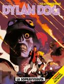 La sopravvissuta - Dylan Dog 389 cover