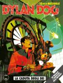 La caduta degli dei - Dylan Dog 390 cover