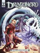 La terra della notte - Dragonero 70 cover