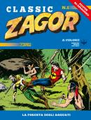 La foresta degli agguati - Zagor Classic 01 cover