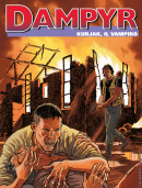 Kurjak, il vampiro - Dampyr 229 cover