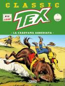 La carovana assediata - Tex Classic 57 cover