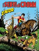 I servi di Cromm - Zagor 646 cover