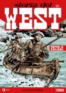 Gli avventurieri - Storia del West 02 cover