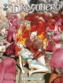 Il pianto rosso - Dragonero 72 cover