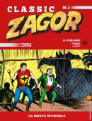 La morte invisibile - Zagor Classic 03 cover