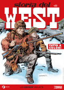 La grande vallata - Storia del West 03 cover