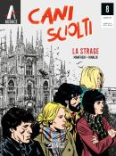 La Strage - Cani Sciolti 08 cover