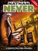 Il passato è una terra straniera - Nathan Never 337 cover
