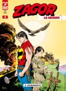 Il giuramento - Zagor Le Origini 02 cover