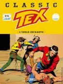 L'idolo infranto - Tex Classic 61 cover