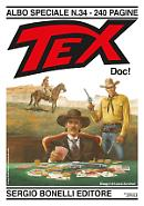 Doc! - Tex Speciale 34 cover