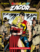 La vendetta di Gambit - Color Zagor 09 cover