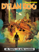 Del tempo e di altre illusioni - Dylan Dog 395 cover