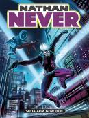 Sfida alla Genetech - Nathan Never 339 cover