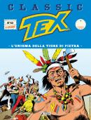 L'enigma della tigre di pietra - Tex Classic 65 cover