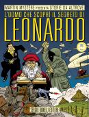 L'uomo che scoprì il segreto di Leonardo - Storie da Altrove 22 cover