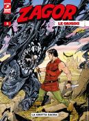 La grotta sacra - Zagor Le Origini 05 cover