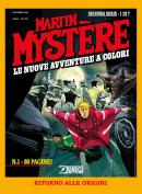 Ritorno alle origini - Martin Mystère le Nuove Avventure a Colori Seconda Serie 01