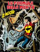 La formula della morte - Zagor 652-703 cover