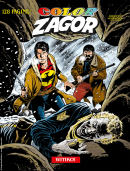 Witiko! - Color Zagor 10 cover