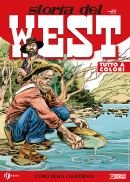 L'oro della California - Storia del West 09 cover