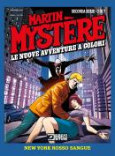 New York rosso sangue - Martin Mystère Le Nuove Avventure a Colori Seconda Serie 03 cover