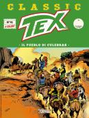 Il Pueblo di Culebras - Tex Classic 78 cover